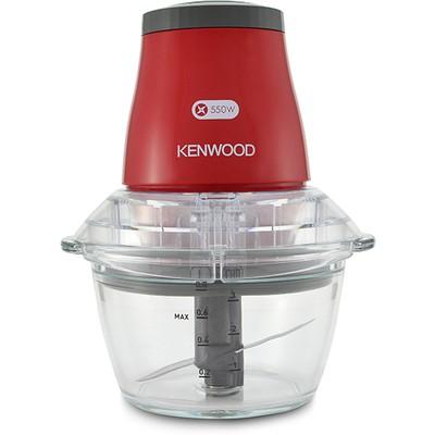 Kenwood CH206RD XL Cam Hazneli Doğrayıcı