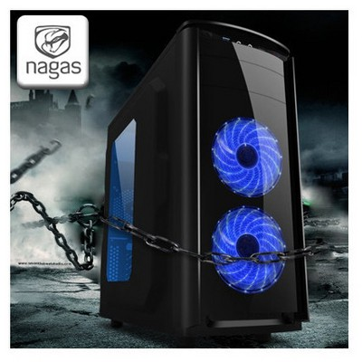 Nagas S188 400w Mid Tower Kasa