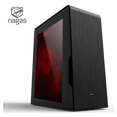 Nagas X900b, 500w, Pencereli, Kart Okuyucu, Usb 3.0 Atx Kasa
