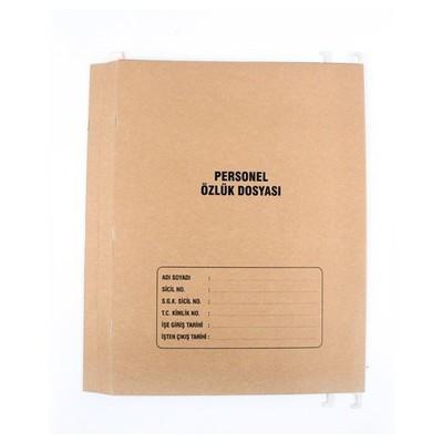 Tuna kart Telli Personel Özlük Dosyası 8 Yaprak