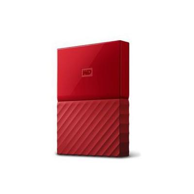 WD My Passport 2TB Taşınabilir Disk - WDBCTL0020HWT