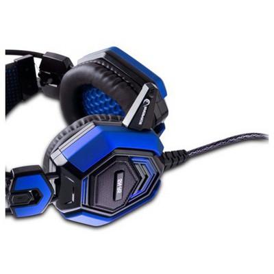 Rampage Sn-r5m Rampage Sn-r5 Oyuncu Siyah/mavi Mikrofonlu Kulaklık Kafa Bantlı Kulaklık