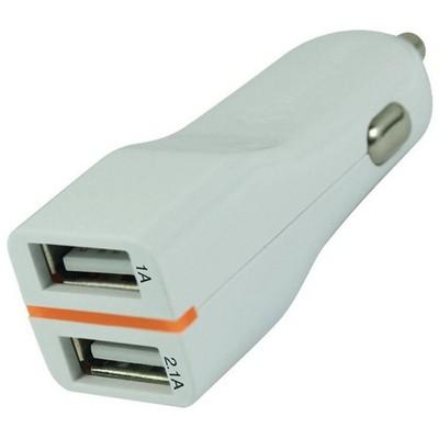 Tuncmatik Tsk6062 Twıncharger - 1 M Mıcro Usb Kablo Çift Çıkışlı Araç Şarj (2.1 A + 1 A) Araç Aksesuarları