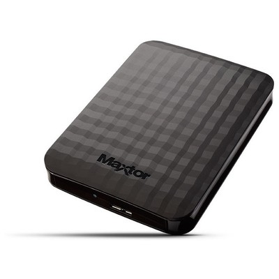 Maxtor 500GB M3 Taşınabilir Disk (STSHX-M500TCBM)