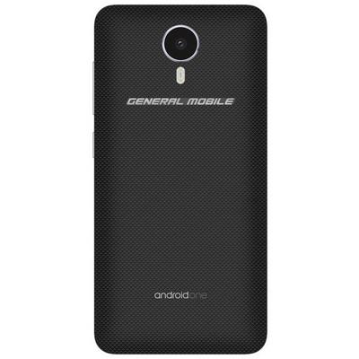 General Mobile GM 5 Dual Siyah - Telpa Garantili