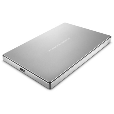 LaCie 2TB Porsche Design Mobil Disk - Gümüş (STFD2000400)