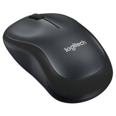 Logitech M220 Silent Mouse - Siyah (910-004878)