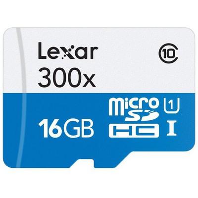 Lexar 16gb Microsd Class 10 Lsdmı16gbb1eu300a Micro SD Kart