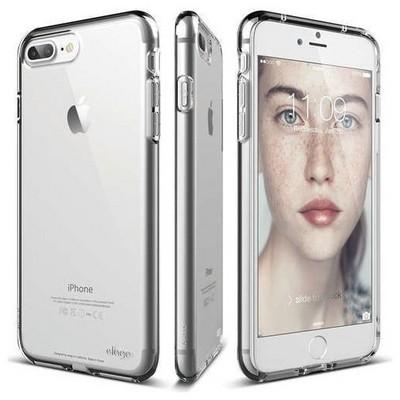 Elago 8809461766218 Apple Iphone 7 Plus Kılıf + Ekran Koruyucu Şeffaf Cep Telefonu Kılıfı