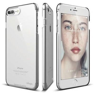 Elago 8809461766379 Apple Iphone 7 Plus Kılıf + Ekran Koruyucu Şeffaf Cep Telefonu Kılıfı