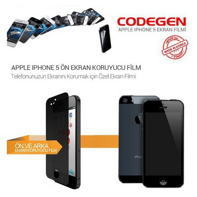 codegen-is-027-apple-iphone-5-5s-privacy-screen-gizli-ekran-gorunmez-cizilmez-fi