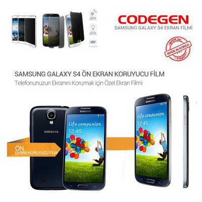 codegen-is-029-samsung-galaxy-s4-privacy-screen-gizli-ekran-gorunmez-cizilmez-fi