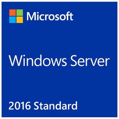 Microsoft Win Svr Std 2016 X64 Eng 1pk Dsp 16 Core Güvenlik Yazılımı