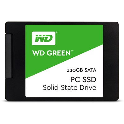WD 120gb Green WDS120G1G0A SSD