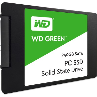 WD 240gb Green WDS240G1G0A SSD