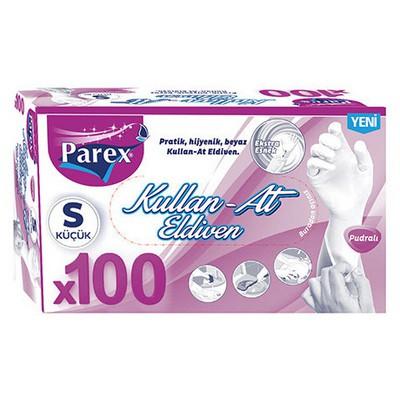 Parex Kullan At Eldiven 100'lü Paket