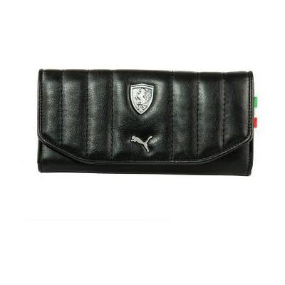 Puma 53395 072676-01 Ferrari Ls Wallet F Black Cüzdan 072676-01