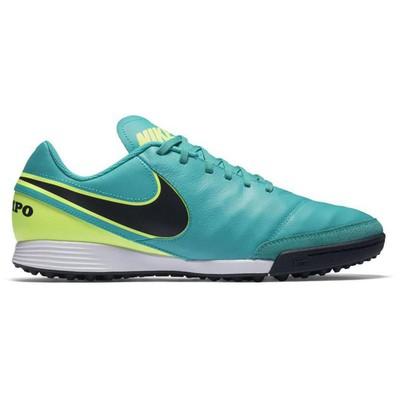 Nike 53609 819216-307 Tiempox Genio Ii Leather Tf Hali Saha 819216-307