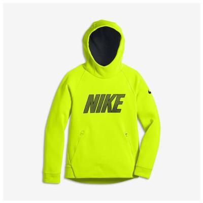 Nike 55533 803888-702 B Nk Thrma Sphr Hoodie Po Sweat 803888-702