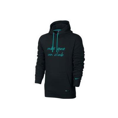 Nike 55789 810340-014 Fcb Y Nsw Hoodie Po Cre Sweat 810340-014