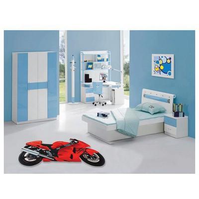 İhouse Kc05 Cocuk Odası sı Kırmızı Halı
