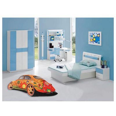 İhouse Kc09 Cocuk Odası Halısı Bal Ev Tekstili