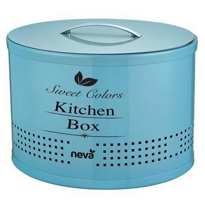 Neva N 2290 Sweet Kitchen Box - Turkuaz Diğer Ev Gereçleri
