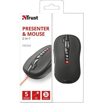 Trust Premo Kablosuz Laser Sunucu ve Mouse (21191)