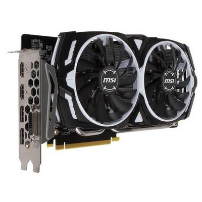 MSI GeForce GTX 1060 Armor OC 6G Ekran Kartı