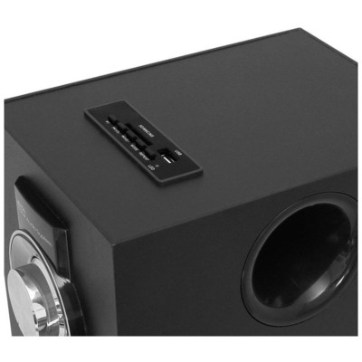 Frisby Fs-6100 Frısby Fs-6100 40 Rms Usb+sd+mmc Ahşap 2.1 Speaker