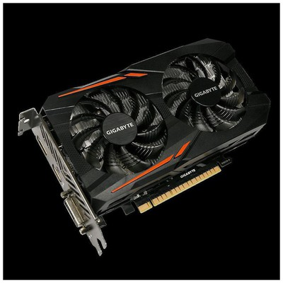 Gigabyte GeForce GTX 1050 Ti OC 4G Ekran Kartı
