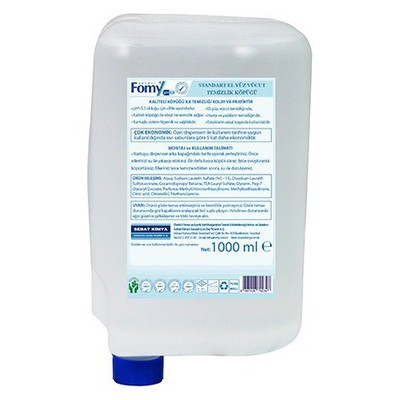 Fomy Köpük Sabun Kartuşu 1000 Ml Model N021