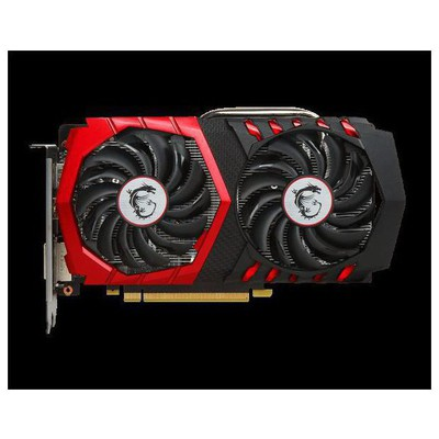 MSI GeForce GTX 1050 Ti Gaming X 4G Ekran Kartı