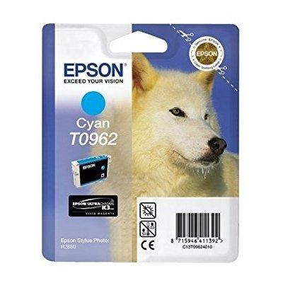 Epson T0962 Mavi Kartuş