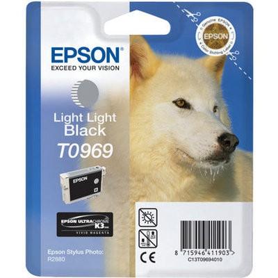 Epson T0969 Açık Siyah Kartuş