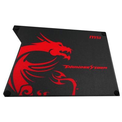 MSI Thunderstorm Alumınum Gamıng Mousepad