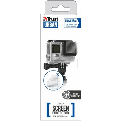Trust Urban Aksiyon Kamerası İçin Ekran Koruyucusu (21300)