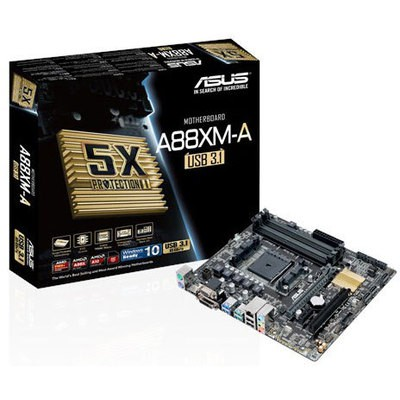 Asus A88XM-a/USB 3.1 AMD Anakart