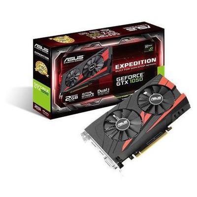 Asus GeForce GTX 1050 2G Expedition - EX-GTX1050-2G