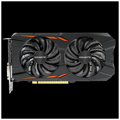 Gigabyte GeForce GTX 1050 Ti Windforce OC 4G Ekran Kartı