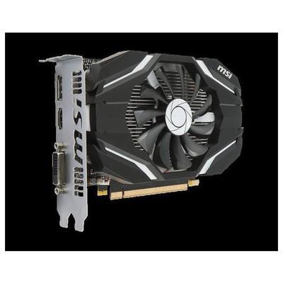 MSI GeForce GTX 1050 Ti OC 4G (GTX1050TI-4G-OC)