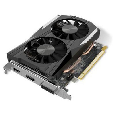 Zotac GeForce GTX 1050 Ti OC 4G (ZT-P10510B-10L)