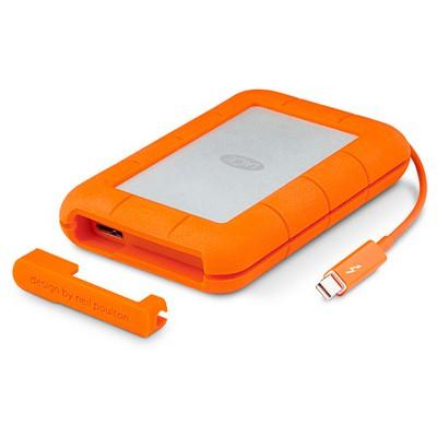 LaCie Rugged v2 Thunderbolt USB 3.0 SSD 500GB Taşınabilir Disk