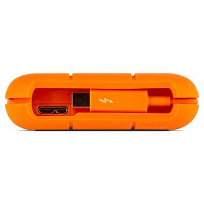 LaCie 500gb 2.5 Inc Usb 3.0 Stez500400 Rugged Thunderbolt Ssd Taşınabilir Taşınabilir Disk