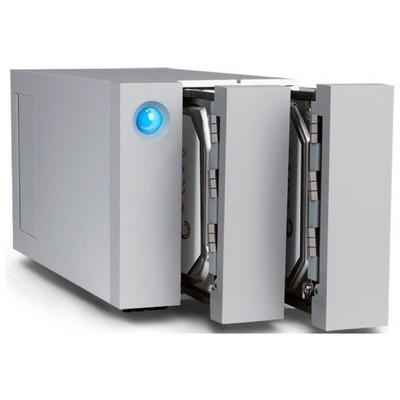 Lacie 16tb 3.5 Inc Stey16000200 2bıg 2x Thunderbolt2 + Usb 3.0 Raid 0,1 Harici Disk (