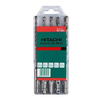 Hitachi Sds Plus Delici Uc Set 5 Parca