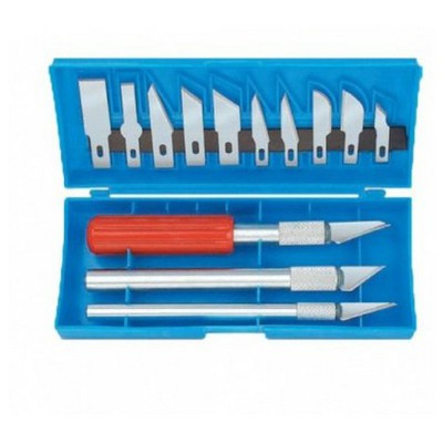 Sky Ce Hobi Maket Bicagi Seti 16 Parca Maket Bıçağı