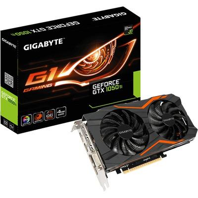 Gigabyte GeForce GTX 1050 Ti G1 Gaming 4G Ekran Kartı