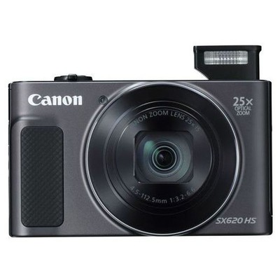 Canon D.CAMERA POWERSHOT SX620 HS BK Fotoğraf Makinesi