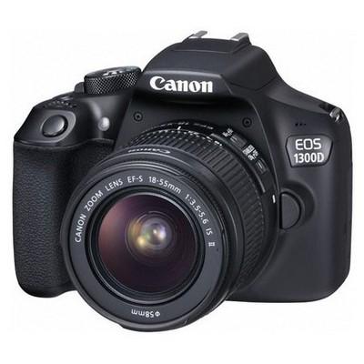 Canon 4549292058925 EOS 1300D 18-55mm DSLR Fotoğraf Makinesi